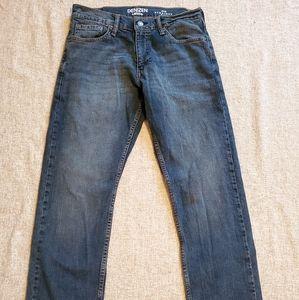 Denizen from Levi's Jeans - Mens 30x30 Levi's Denizen 218 straight fit new